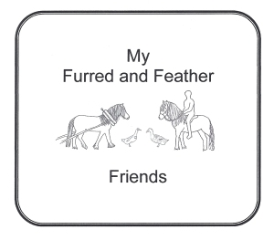My Furred and Feathered Friends cover photo